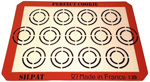 Silpat AE420295 12 Perfect Cookie Baking product image