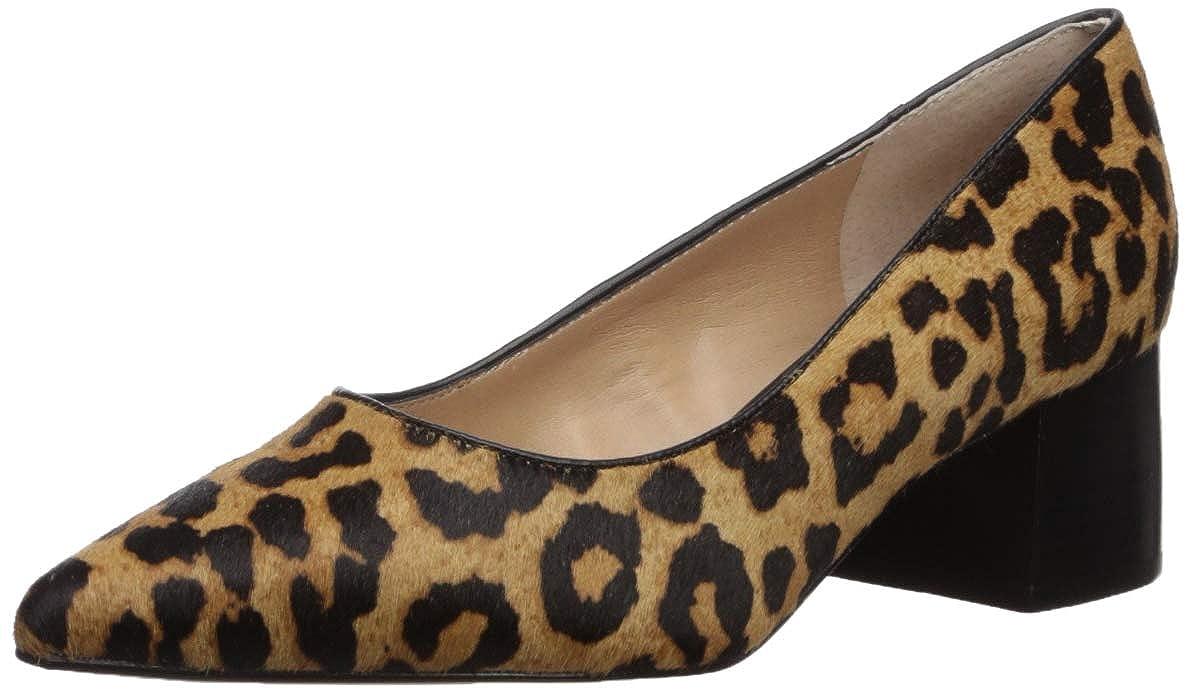 Camel Leopard Hair Calf Franco Sarto Women's Callan
