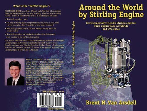 Around The World By Stirling Engine