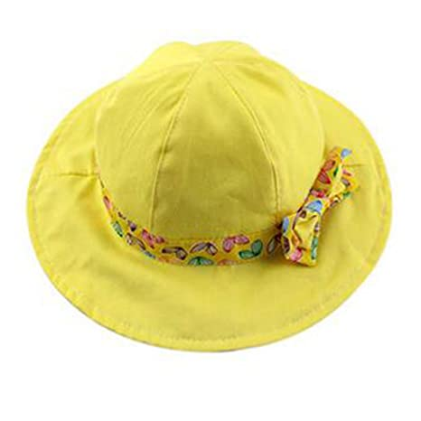 5120ffbc15ebb Buy Hillento Baby Kids Girls Boys Toddler Fisherman Bucket Hat Pattern Wide  Brim Outdoor Cap Sun Hat