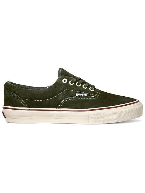 7bdc96264b Vans Era Pro (Curren Caples Dark Green) Mens Skate Shoe  Amazon.ca  Shoes    Handbags