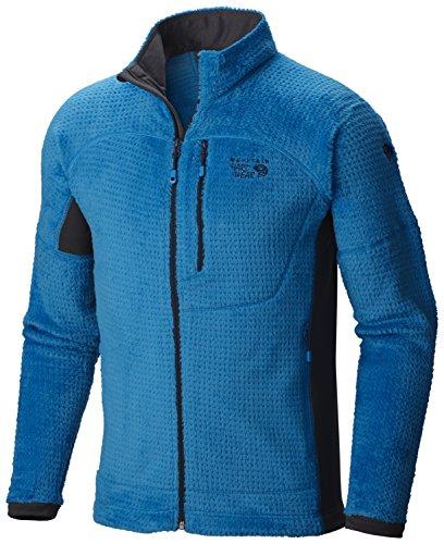 Mountain Hardwear Men's Monkey Man Grid II Jacket Dark Compass Outerwear LG