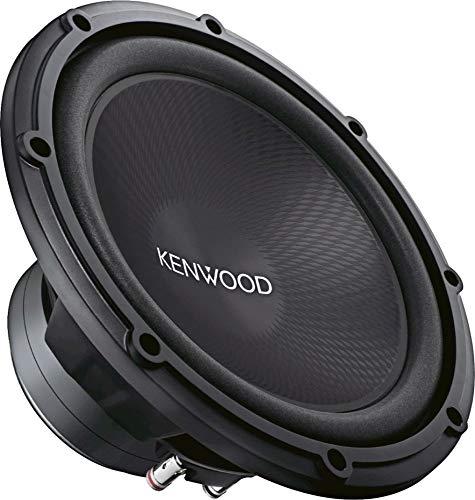 "Kenwood - Road Series - KFC-120DVC - 12"" Dual-Voice-Coil 4-Ohm Subwoofer - Black"
