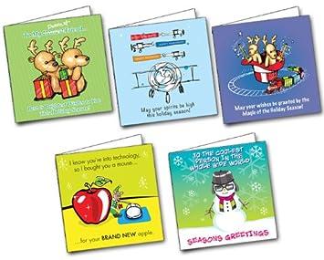 Amazon holiday greeting card assortment set1 25 cards baby holiday greeting card assortment set1 25 cards m4hsunfo