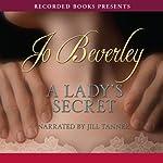 A Lady's Secret   Jo Beverley