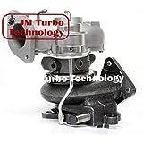 JM Turbo Compatible For Subaru 08-12 Wrx Impreza Vf52 Turbocharger 05-09 Legacy