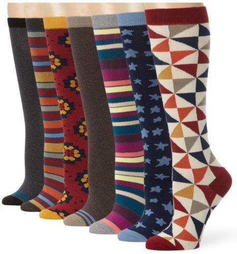 PACT Women's Winter Knee Sock Bundle