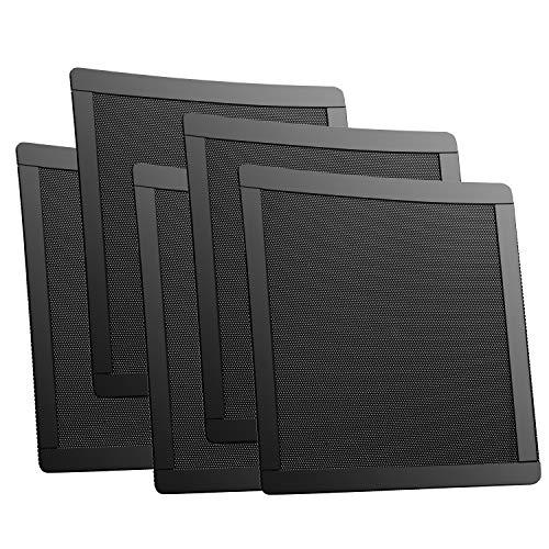Ventilador 140mm Fan Dust Filter Mesh Magnetic Frame PVC Com