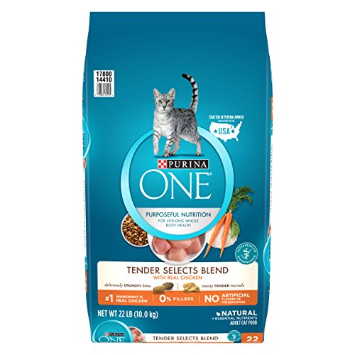 Purina ONE Tender Selects Blend With Real Chicken Dry Cat Fo