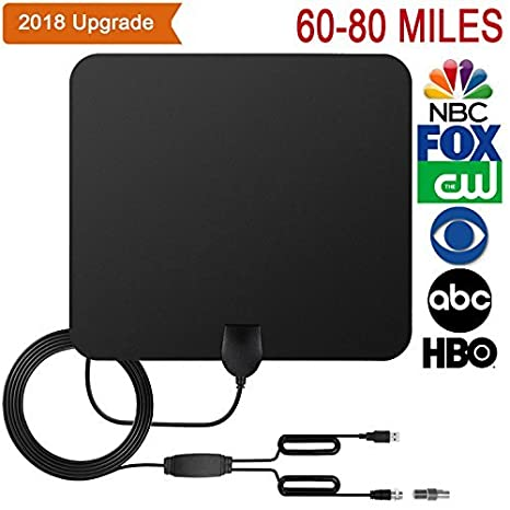 Review EMOO TV Antenna Indoor