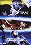 In Time / Predators / Robocop (Import Movie) (European Format - Zone 2) (2014) Justin Timberlake; Amanda Se
