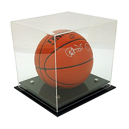 OnDisplay Deluxe UV-Protected Basketball/Soccer Ball Display ()