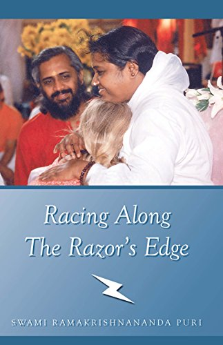 Racing Along Razors Edge Layout ebook product image