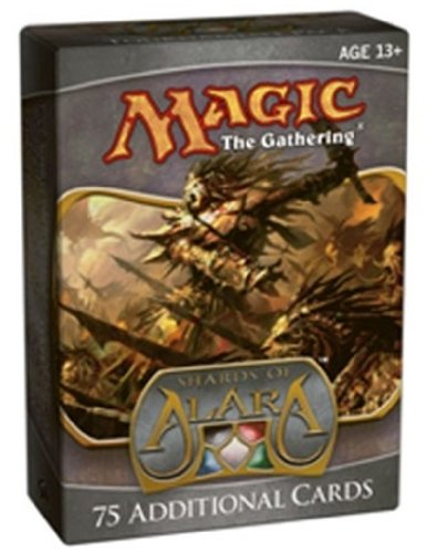 Tournament Starter Deck Box (Magic the Gathering: MTG - Shards of Alara - Tournament Pack (75 Cards))