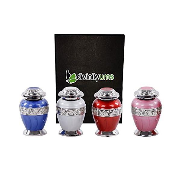 Buy Mini Keepsake Urns at Eulogy for Life