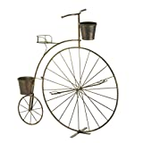Summerfield Terrace Garden Planters, Plant Stands Indoor Metal, Old-fashioned Bicycle Plant Stand Review