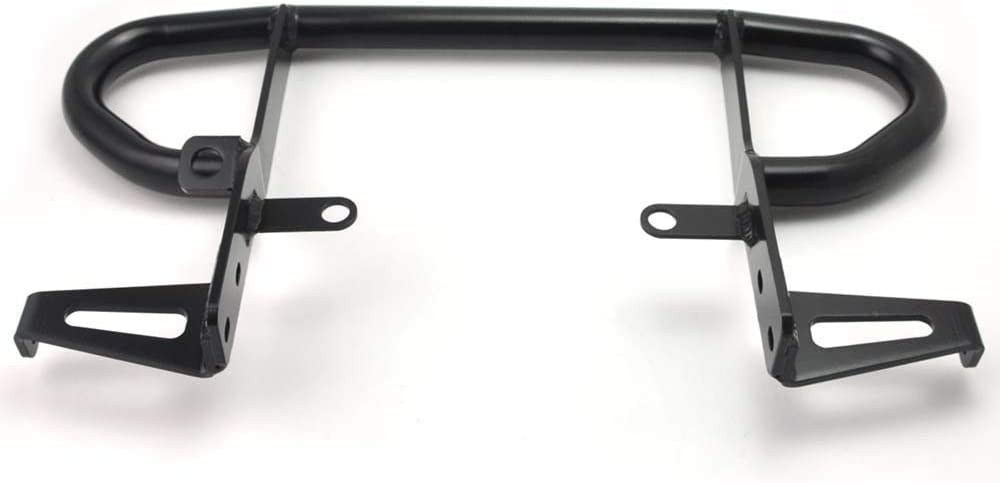 KEMIMOTO YFZ 450R Rear Wide Grab Bar Compatible with Yamaha YFZ450R YFZ450X 2009-2018 Matte Black Finish Aluminum Wide Grab Bar