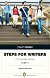 Steps for Writers : Composing Essays, Volume 2 (with MyWritingLab Pearson EText Student Access Code Card), Eggers, Phillip, 020587519X