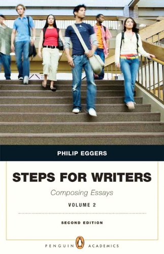 Steps for Writers: Composing Essays, Volume 2 Plus NEW MyWritingLab with eText -- Access Card Package (2nd Edition)