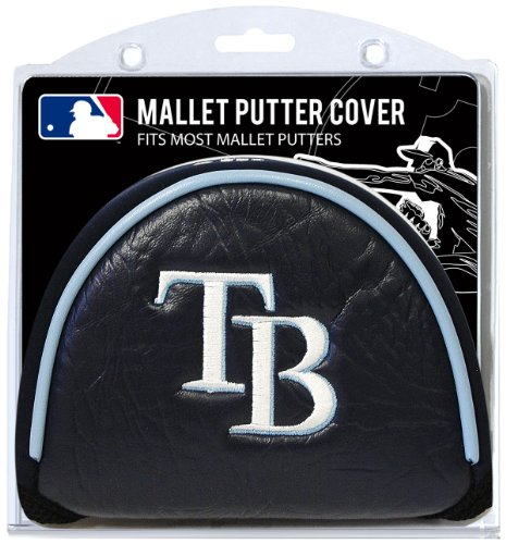 Rays Green Bay Tampa (MLB Tampa Bay Rays Golf Mallet Putter Cover)