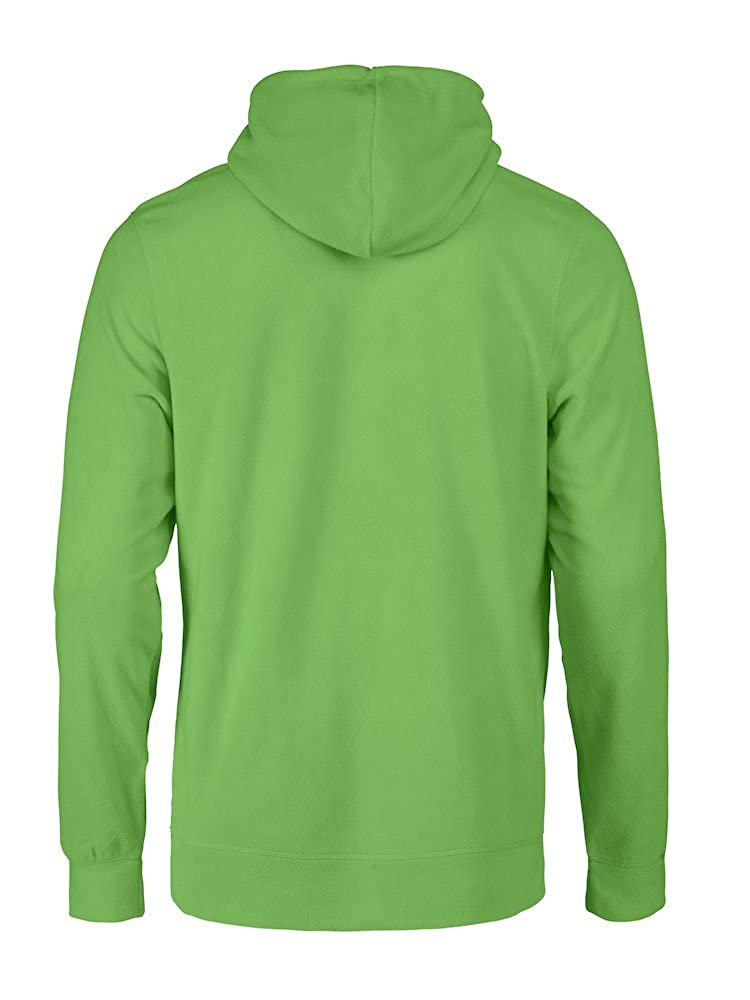 7a6e0cafb3a4 James Harvest Mens Microfleece Hoodie- Light Fleece Active Top- 7 ...