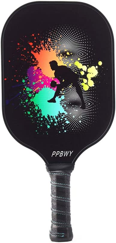 1 Premium Graphite Rackets Honeycomb Composite Core with Cushion Comfort Grip Nyanee Pickleball Paddle