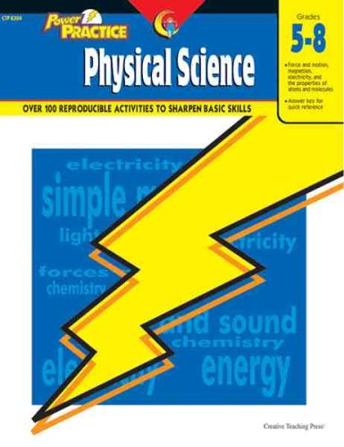 Power Practice: Physical Science, Gr. 5-8