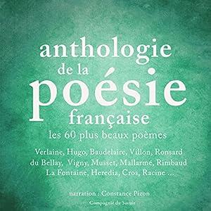 Anthologie de la poésie française Audiobook