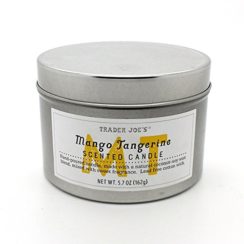 Mango Scented Candle - 7