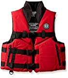Mustang Survival Accel 100 High-Speed PFD, Red/Black, Small Review