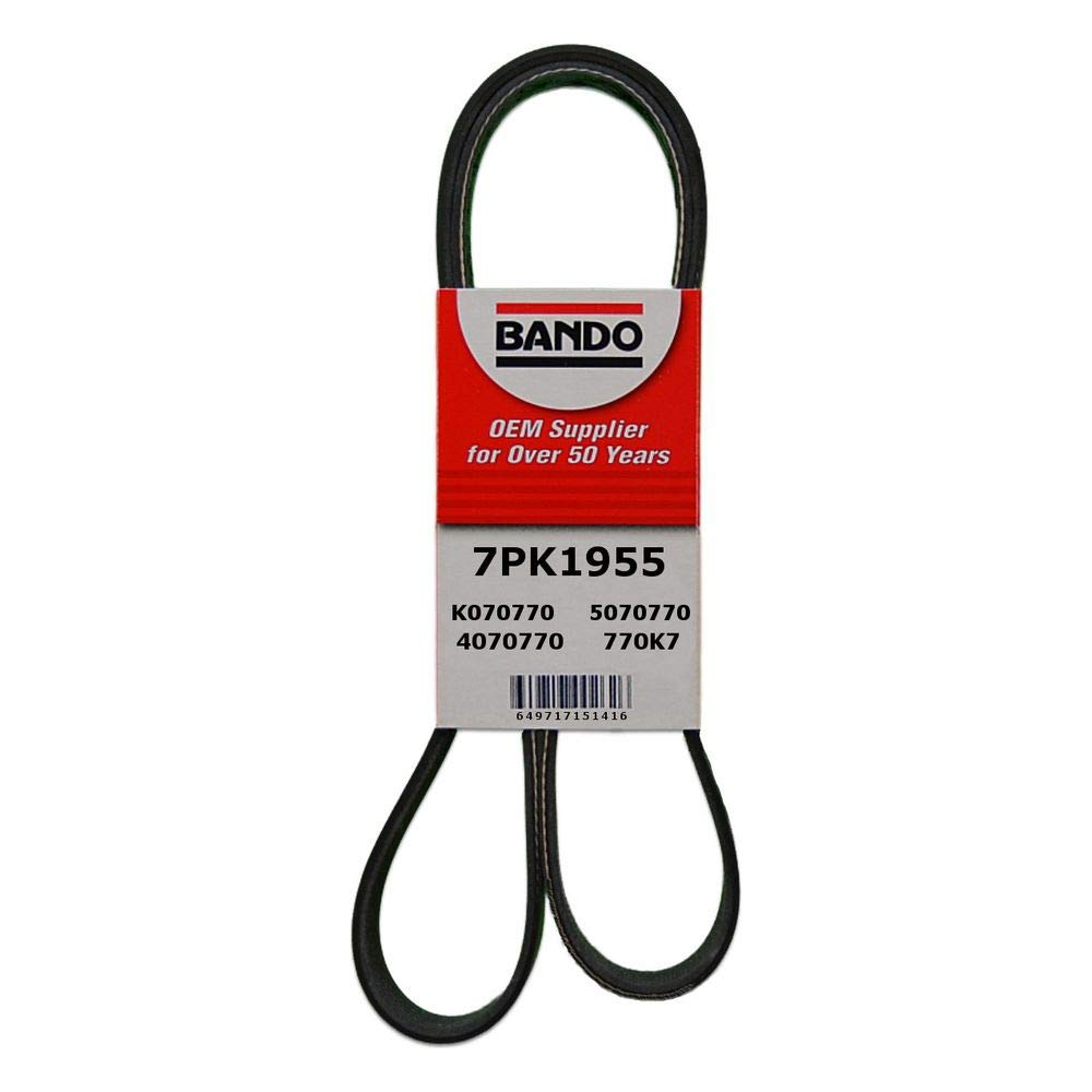 Bando 7PK2120 OEM Quality Serpentine Belt