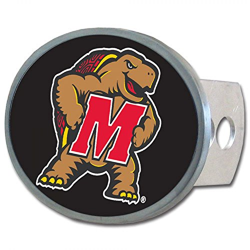 MARYLAND TERRAPINS NCAA OVAL HITCH COVER
