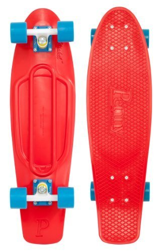 Penny Nickel Complete Skateboard, 27-Inch, (Nickel Classic Pull)