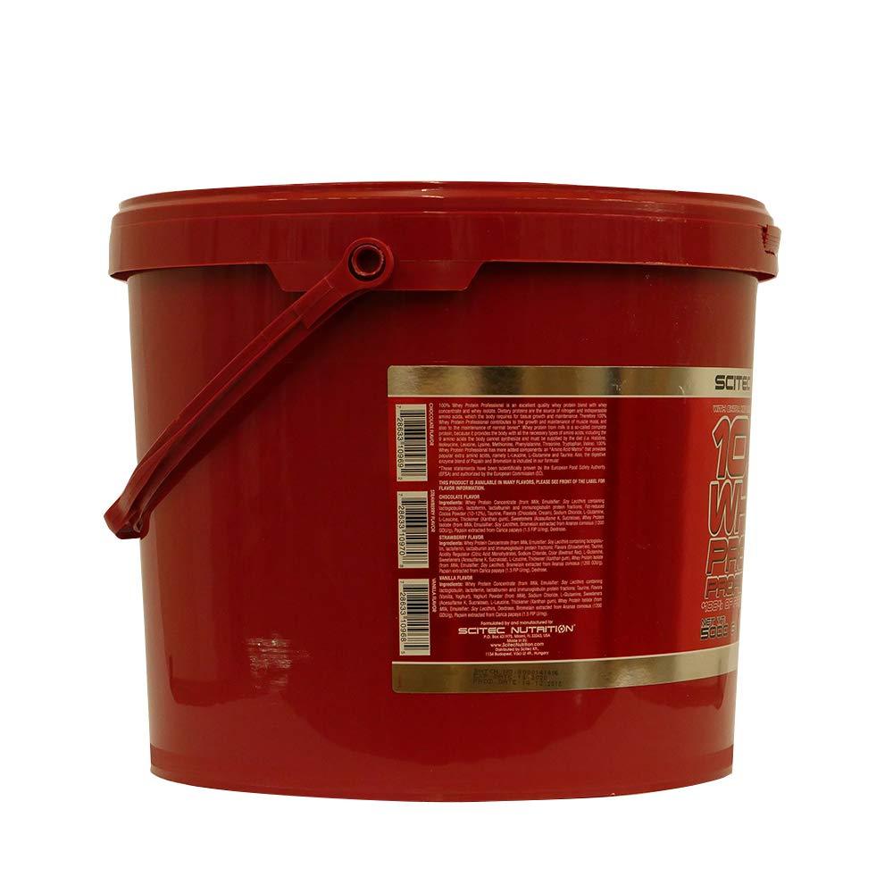 Scitec Nutrition Whey Protein Professional proteína fresa 5000 g