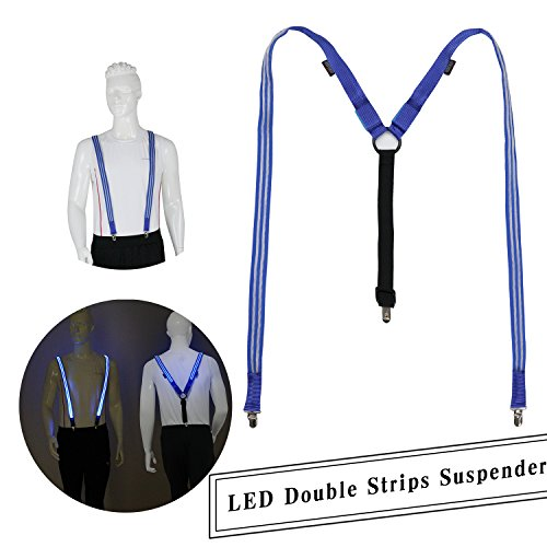 GSGD-Light-Up-LED-Suspender-Double-Stripe-One-size-for-Party-Concert-MenWomen