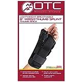 OTC Wrist-Thumb Splint, 8-Inch Adult, Lightweight