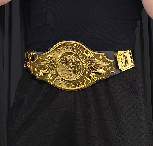 Champion Belt Costume Accessory -