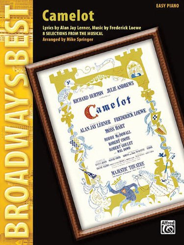 Camelot: Broadway's Best Series pdf