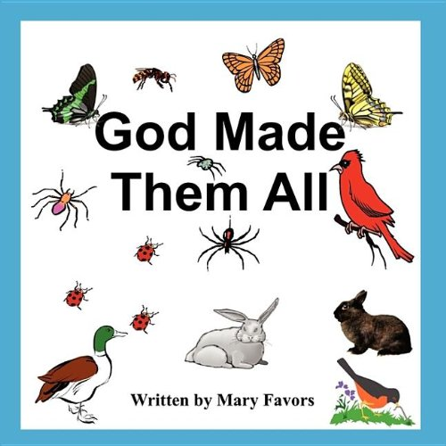 God Made Them All (Microsoft Certified Solution Developers Series)
