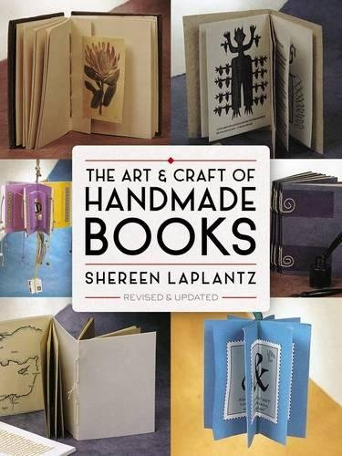 The Art and Craft of Handmade Books (Dover Craft Books)