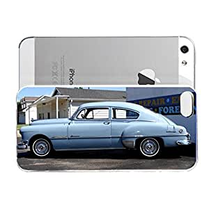 iPhone 5&5S cover case Streamlinar Hooniverse Fastback Friday A 1949 Pontiac Streamlinar With A