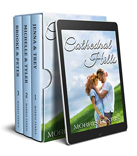 Cathedral Hills: Complete Clean Christian Reads Series