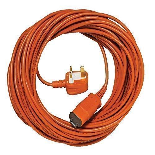 20 m Flexi de repuesto Cable de alimentación Compatible con Flymo ...