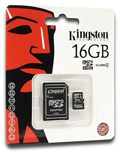Kingston 16 Gb Microsd - 7