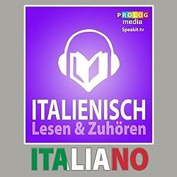 Italienischer Sprachführer: Lesen & Zuhören [Italian Phrasebook: Reading & Listening]