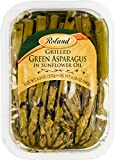 Roland Foods Roland Grilled Green Asparagus, 8.3 Ounce (Pack of 12)