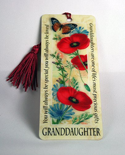 history-heraldry-special-grandaughter-bookmark-reading-personalized-placemarker-001890007-hh
