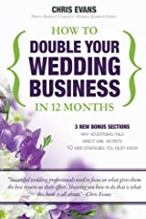 This detailed guide to promoting your wedding business provides you with step by step instructions on how to double your wedding business in the next 12 months. Chris is America's Foremost Wedding Business Expert who routinely teaches thousan...