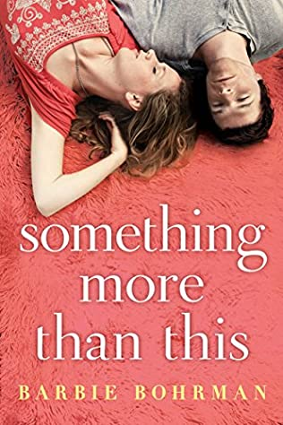 book cover of Something More Than This