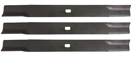 Set of 3 Blades for Buhler Farm King 84